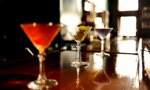 9 Maple Ave Martinis
