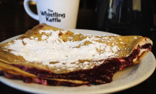 Whistling Kettle crepe
