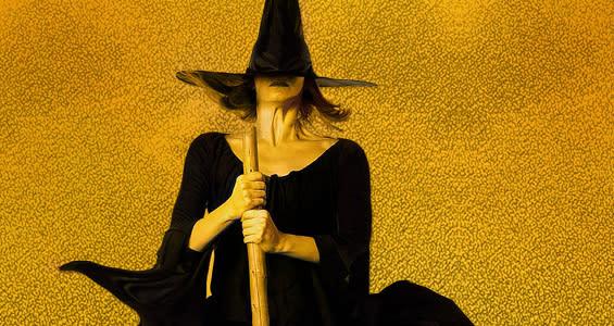 Widow's Broom