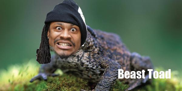 Marshawn Lynch April Fools