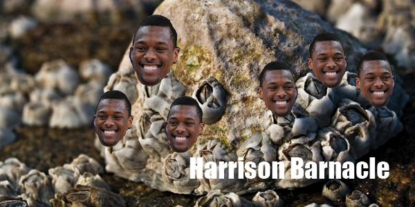 Harrison Barnes April Fools