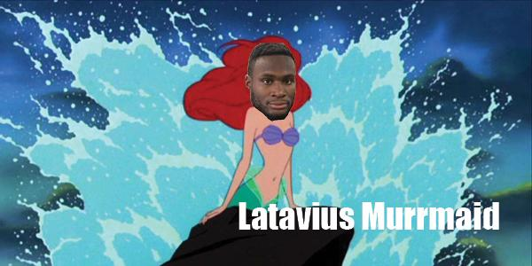 Latavius Murray April Fools