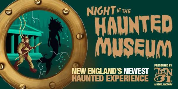 Night at the Haunted Museum
