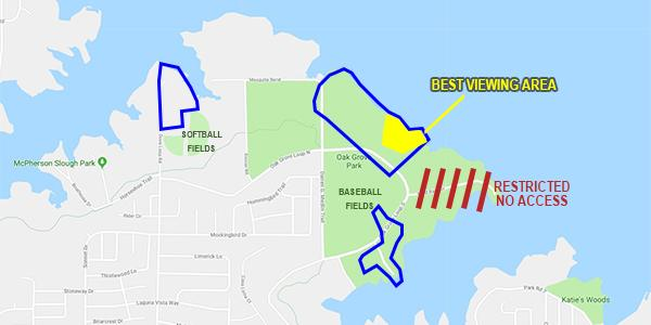 Oak Grove Map