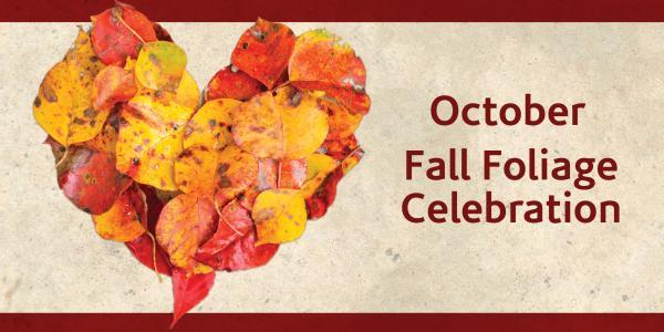 Fall Foliage Celebration At