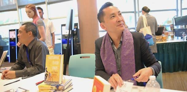 Jaipur Literature Festival Book Signing