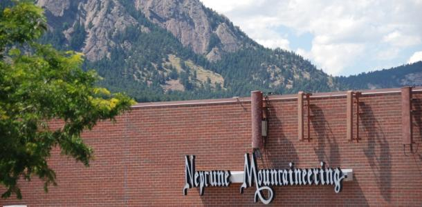 Neptune Mountaineering