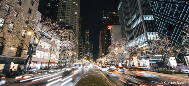 The Magnificent Mile Chicago