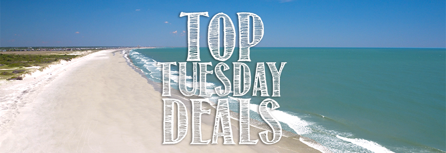 Myrtle Beach Top Tuesday Deals