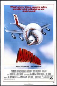 Airplane PAC movie poster