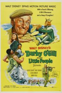 darby o'gill and the little people PAC movie poster