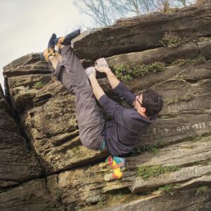 Rock City Park Climber