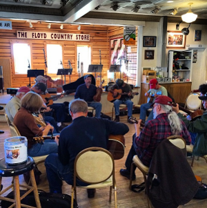 Floyd Country Store Music