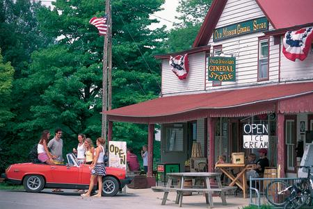 Old Mission Peninsula   Old Mission General Store