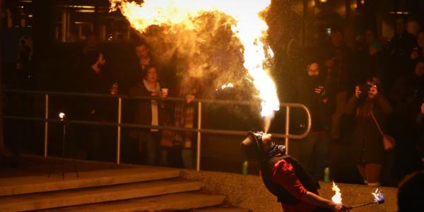 Winter Festivals - Pyroscope