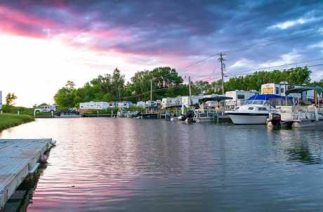CAYUGA MARINA AND OUTFITTERS