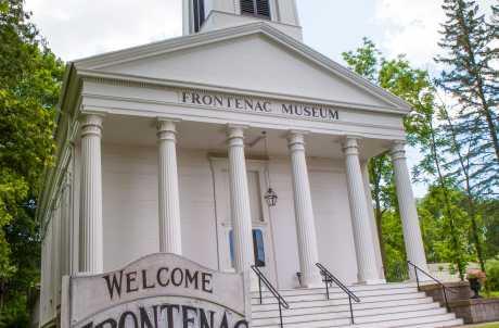 FRONTENAC MUSEUM