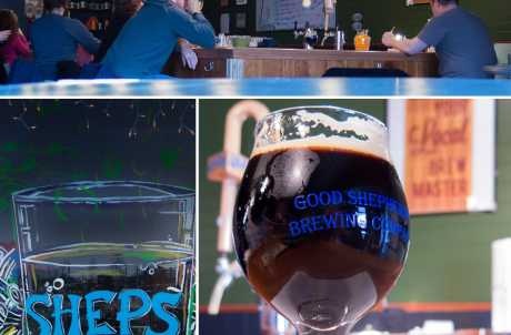 Good Shepherds Brewing Company