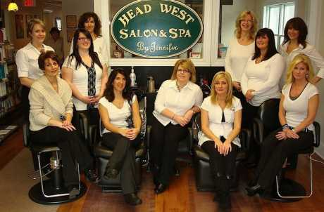 Head West Salon