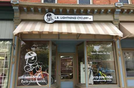 LB Lightning Cyclery