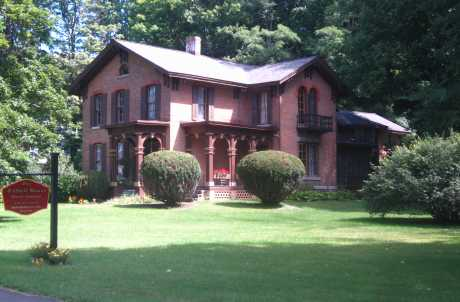 The Tuthill House