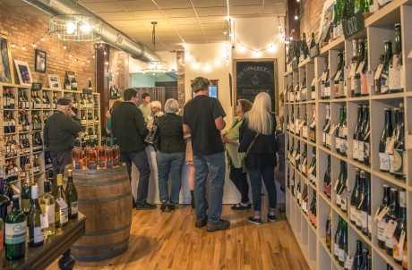 The Underground Bottle Shop