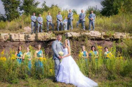onePhoto Photography - Cayuga County Wedding