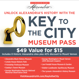 Key to the City Flyer