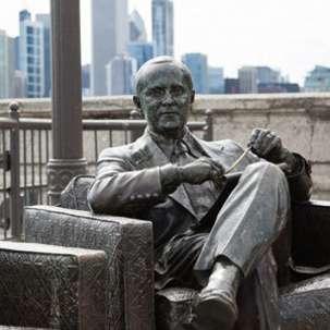 Statue Stories Chicago