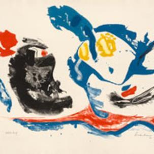 Helen Frankenthaler Prints: The Romance of a New Medium