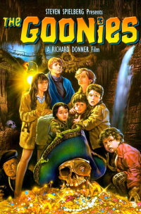 the goonies PAC movie poster