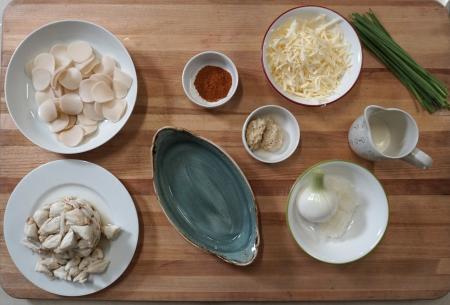 Crab Dip Ingredients