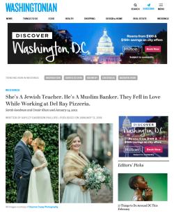 Washingtonian Jan 12