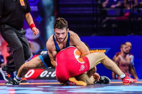 United World Wrestling World Cup