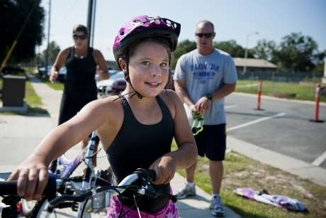 Ponseti Kids for a Cause Triathlon