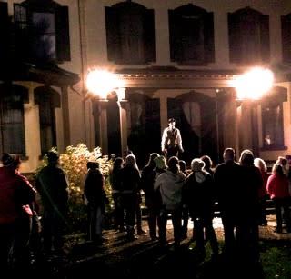 Haunted History performance