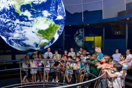 RMSC globe