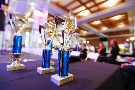 trophy for Young Entrepreneur Academy