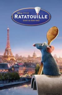 ratatouille PAC movie poster