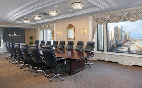 The Drake boardroom