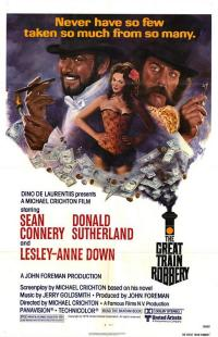 Great Train Robbery PAC movie
