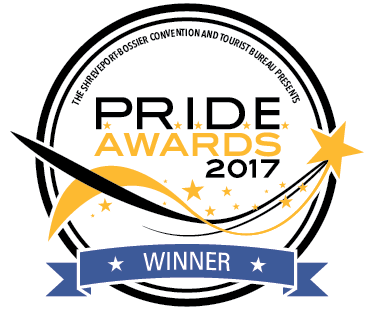 PRIDE Awards 2017 winner badge