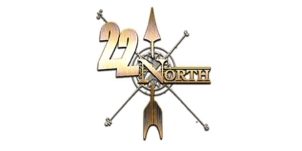 22 North logo