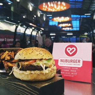 Nuburger at The Forks