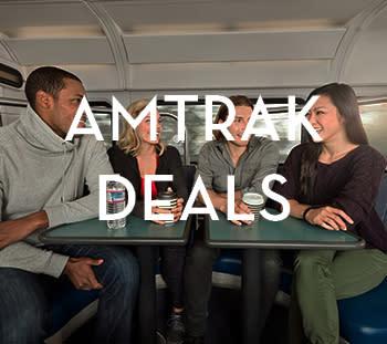 Amtrak Deals