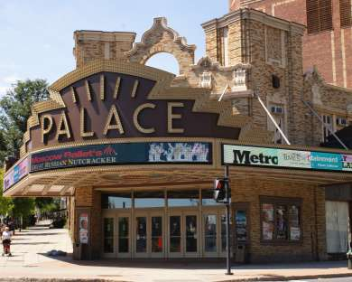 Palace Theatre Community Block Party