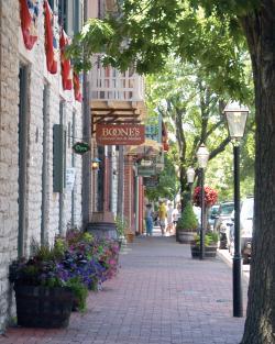 Main Street Sant Charles