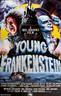 Young Frankenstein PAC Movie Poster