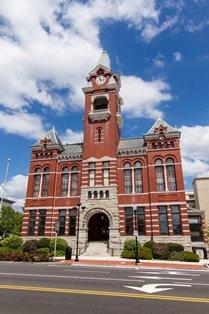 Historic NHC Courthouse
