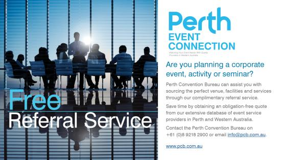 Perth Event Connection
